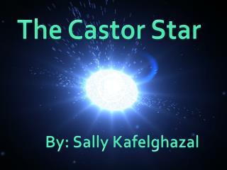 The Castor Star