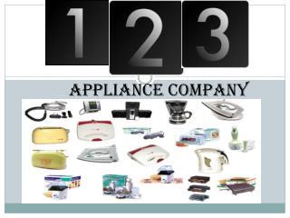 Appliance Company