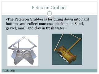 Peterson Grabber