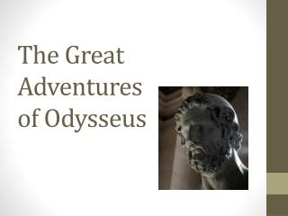 The Great Adventures of Odysseus