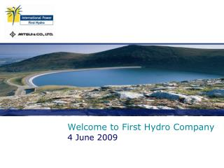 Welcome to First Hydro Company