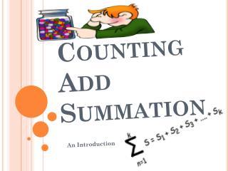 Counting Add Summation