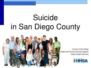 Suicide  in San Diego County
