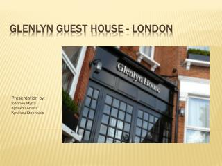 Glenlyn Guest House - London