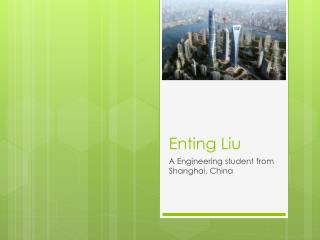 Enting  Liu