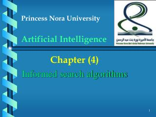 Princess Nora University Artificial Intelligence