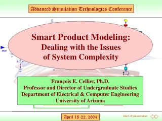 Continuous System Modeling
