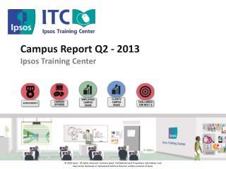 Campus Report Q2 - 2013