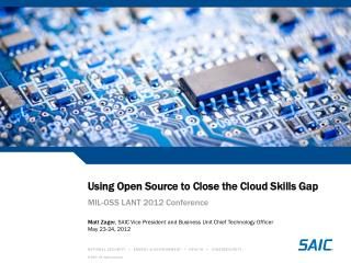 Using Open Source to Close the Cloud Skills Gap