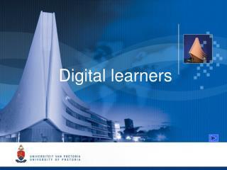 Digital learners