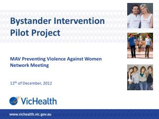 Bystander Intervention Pilot Project
