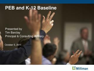 PEB  and K-12 Baseline