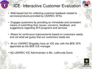 ICE- Interactive Customer Evaluation