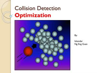 Collision Detection  Optimization