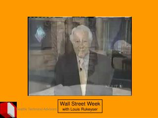 Wall Street Week with Louis Rukeyser