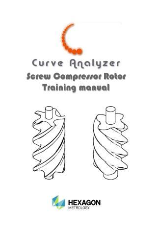 Screw Compressor Rotor Training manual