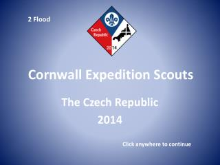 Cornwall Expedition Scouts