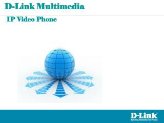 D-Link Multimedia  IP Video Phone