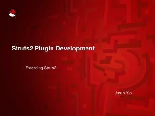 Struts2 Plugin Development