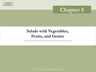 Classic Function of Salads
