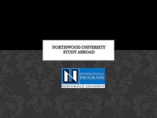 Northwood University Study Abroad