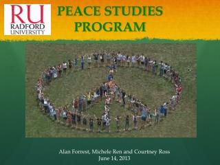 PEACE STUDIES PROGRAM