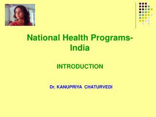 National Health Programs - India