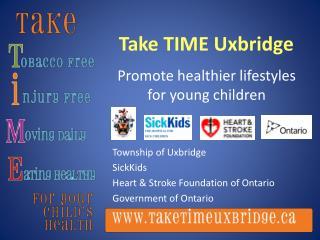 Take TIME Uxbridge