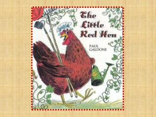 O nce upon a time  a cat and a dog and a mouse  a nd  a little red hen