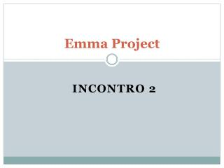 Emma Project