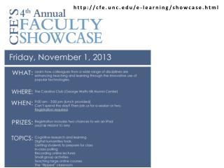 cfe.unc/e-learning/showcase.html