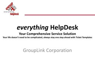 Everything HelpDesk