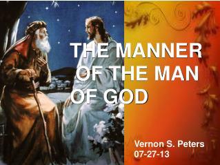 Vernon S. Peters 07-27-13