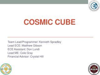 Cosmic Cube