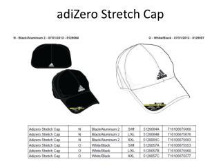 adiZero  Stretch Cap