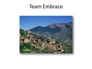 Team Embrace