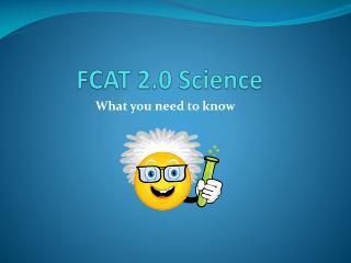 FCAT 2.0 Science