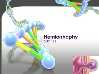 Herniorrhaphy