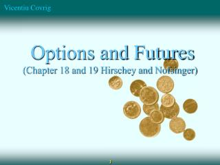 Options and Futures (Chapter 18 and 19 Hirschey and Nofsinger)
