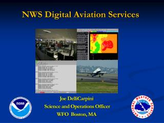 NWS Digital Aviation Services