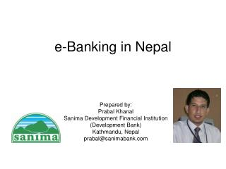 e-Banking in Nepal