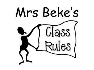 Mrs  Beke�s