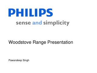 Woodstove Range Presentation