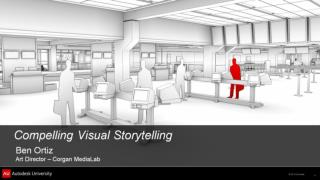 Compelling Visual Storytelling