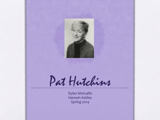 Pat Hutchins