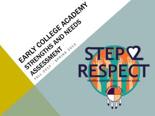 Early College Academy Strengths and Needs Assessment