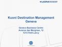 Kuoni Destination Management Geneva