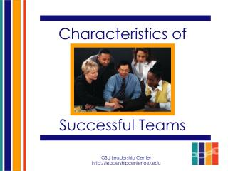 Characteristics of Successful Teams