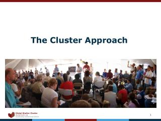 The Cluster Approach