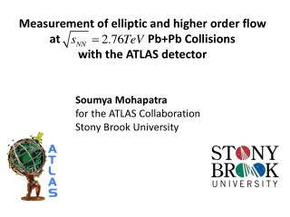 Soumya Mohapatra for the ATLAS Collaboration Stony Brook University